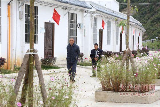 沿河村易地扶贫搬迁安置点:方便了生活 坚定了致富信心