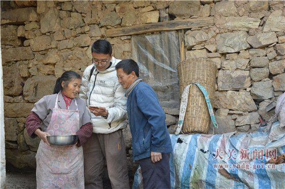 黄连河村搬迁靖安安置点群众积极做好搬迁前准备工作
