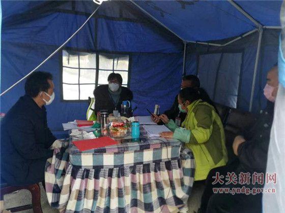 翠华镇对新冠肺炎疫情防控再升级 责任再压实